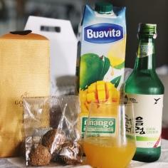 Mango Soju Alderina