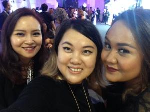 Alderina L'Oréal Professionnel Indonesia Comm Team