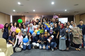 Alderina Young Living Live Your Passion Rally Indonesia