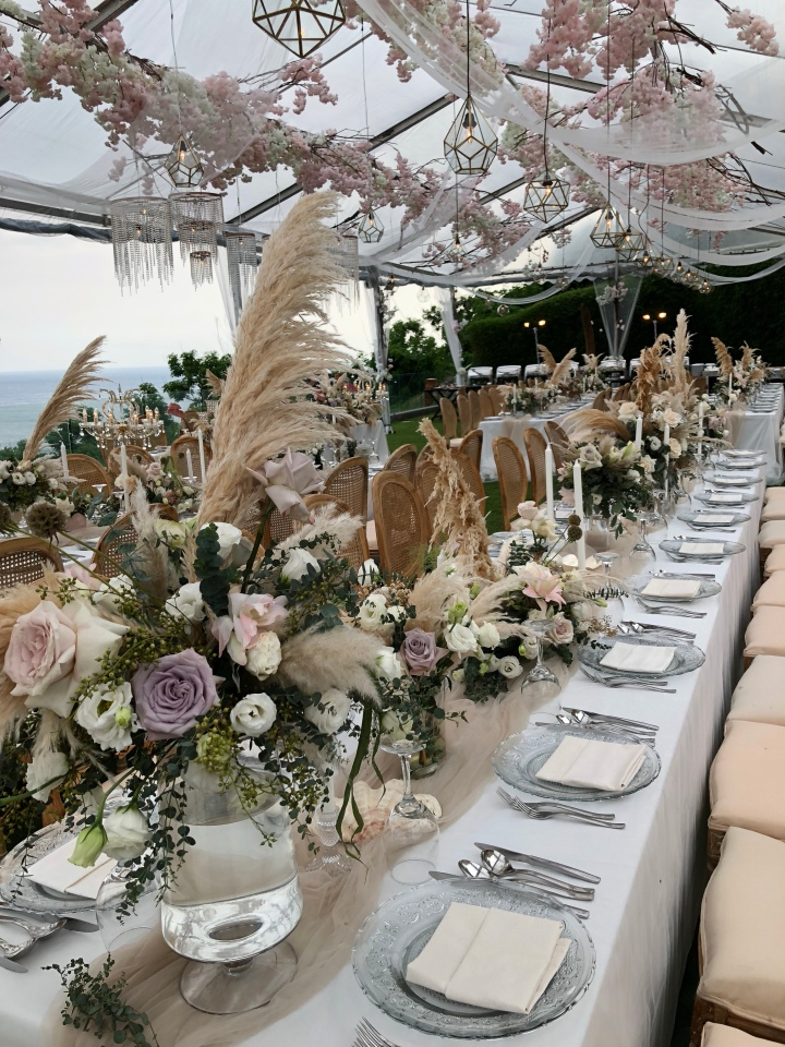 Bali Wedding Decor - Alderina