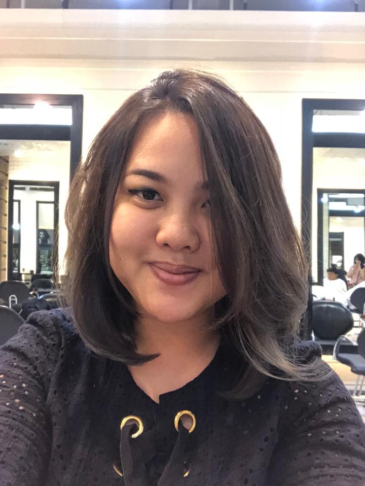 Alderina Potong Rambut Waris Irwan Team